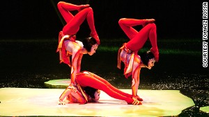 Mongolia's incredible contortionists