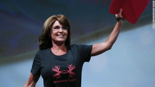 Demandan a Sarah Palin por el presunto uso de una imagen del 11 de septiembre