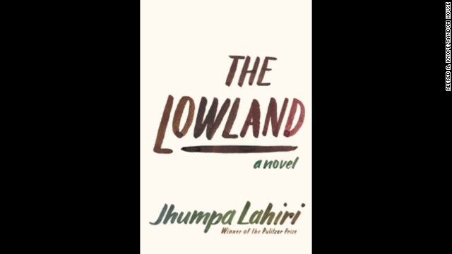 "<strong>Fiction: </strong>Jhumpa Lahiri, ""<a href='http://www.nationalbook.org/nba2013_f_lahiri.html#.Uo12LI2vWL0' target='_blank'>The Lowland</a>"""