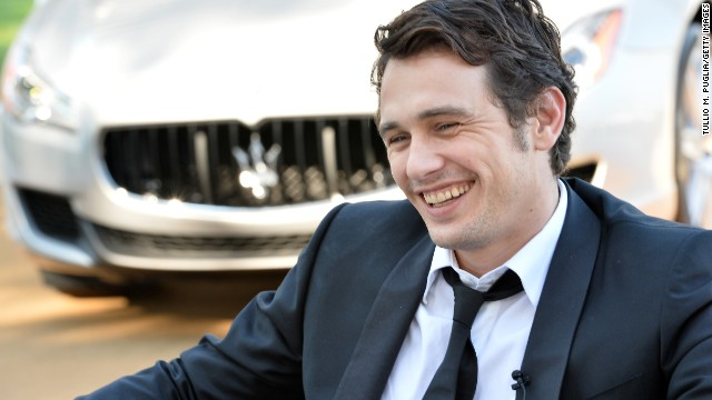 James Franco for '50 Shades,' and more news to note