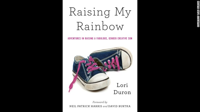 "Author Lori Duron's new memoir, ""Raising My Rainbow: Adventures in Raising a Fabulous, Gender Creative Son,"" tells the story of her youngest son, C.J., ""a boy who likes girl stuff,"" from clothes to toys."
