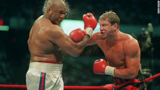 "Ex-heavyweight champion Tommy Morrison died September 1, according to his former promoter Tony Holden. He was 44. Morrison defeated George Foreman in 1993 for the World Boxing Organization's heavyweight title. He also won fame for his role in ""Rocky V."""