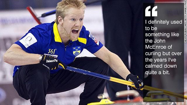 Swedish Curling Sensation Niklas Edin I Used To Be Like
