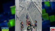 Where is the 9/11 flag?