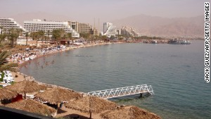 The Red Sea is popular for beaches, snorkeling and diving.
