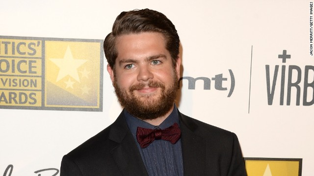 "Jack Osbourne, former reality star and son of rocker Ozzy Osbourne and ""The Talk"" co-host Sharon Osbourne."