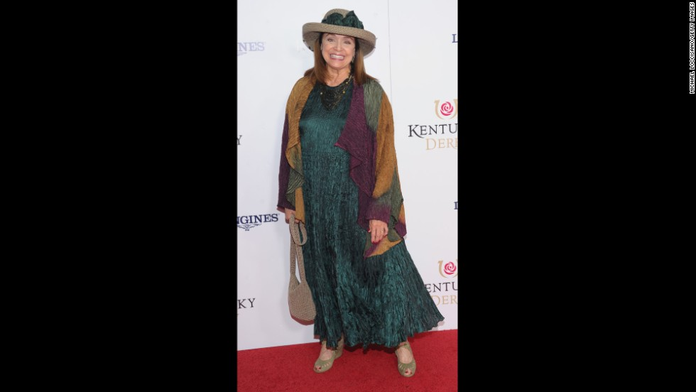 "Valerie Harper, seen here attending the 139th Kentucky Derby in Louisville in May, has joined the cast of ""Dancing With the Stars."" She will be joined by. ..."