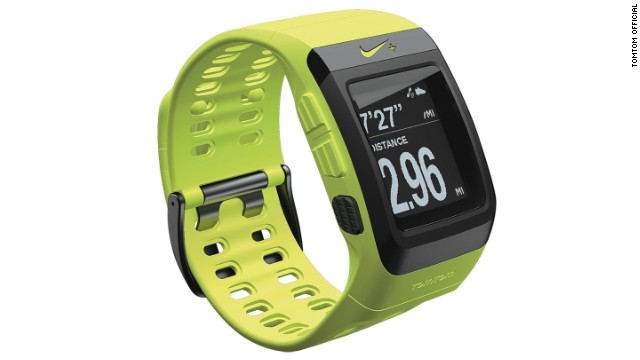 Unveiled by TomTom in April, the new Nike+ Sportwatch colours have been chosen to match Nike's apparel and shoe ranges. Features include an extra-large display, a graphical training partner and a one-button control. Colors include classic black/anthracite, stylish anthracite/blue glow and high impact volt green.