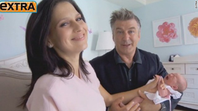 Alec Baldwin, Hilaria introduce daughter Carmen