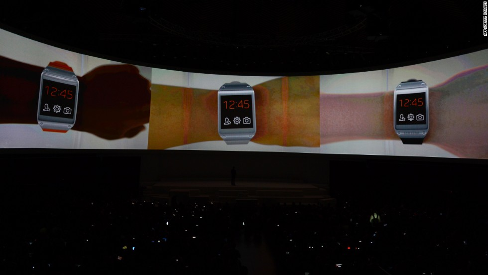 Galaxy Gear, el smartwatch de Samsung