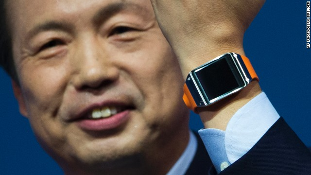 Photos: Battle of the smartwatches