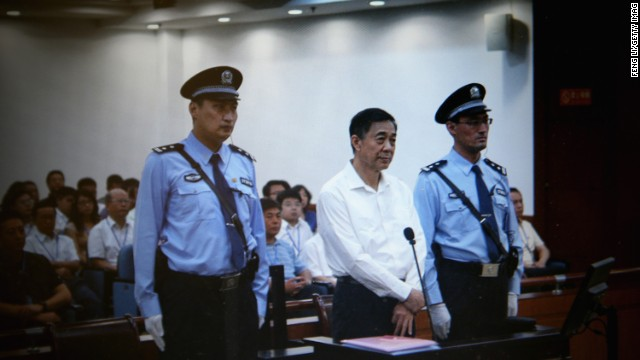 Was the high-profile trial of Bo Xilai a signal China is trying to prove it is serious about tackling corruption?