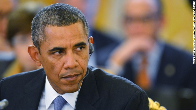 Obama cancels West Coast trip over Syria crisis