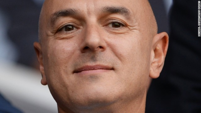 Tottenham chairman Daniel Levy had held off Real's advances for Modric until late in the summer 2012 transfer window, and he again made the Spanish side wait for Bale while he strengthened his squad with several big-money buys.