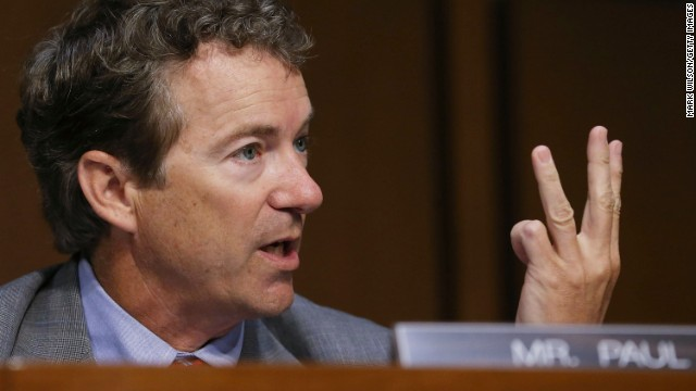 Rand Paul: Obama won't stop war on Christianity
