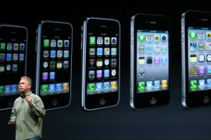 iPhone 5 - 2012