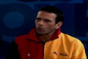 """Capriles y una """"red de prostitución"""""""