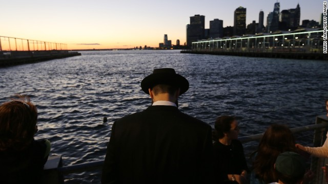 Photos: Rosh Hashanah 2013