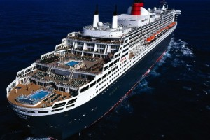 Queen Mary 2, crucero trasatlántico