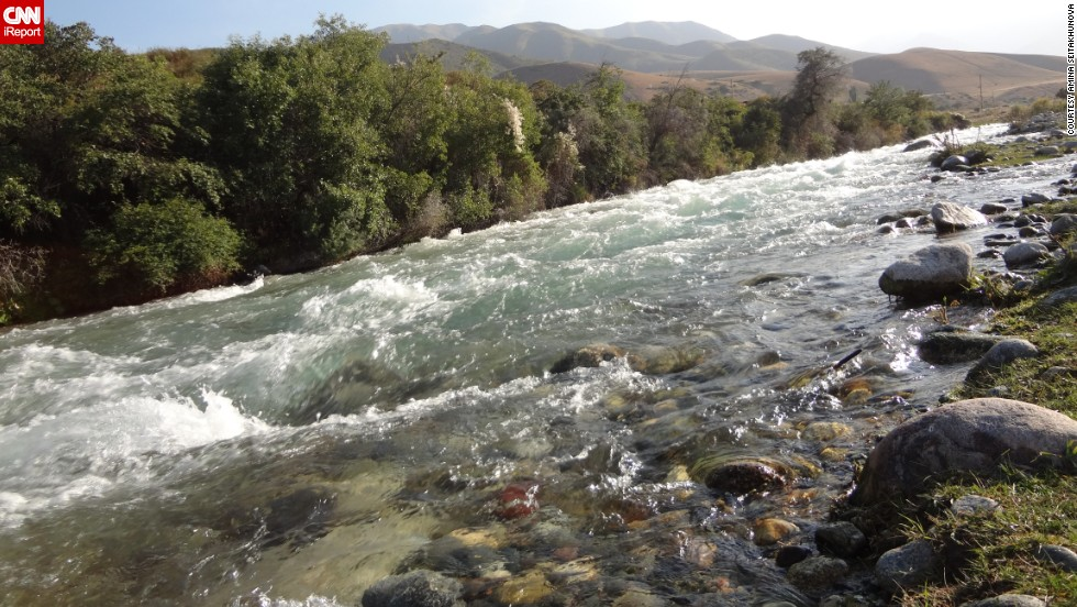 Issyk-Ata, Kirguizistán