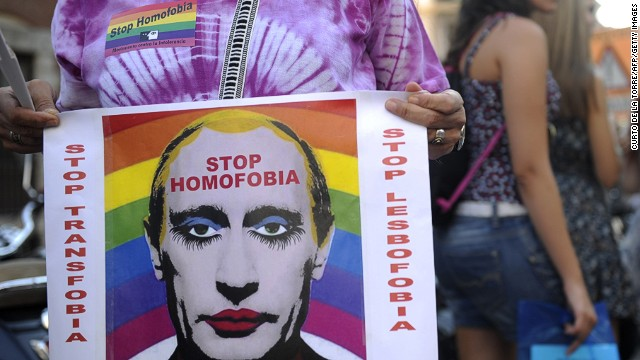 Amid tensions, Obama to meet with Russian gay rights advocates