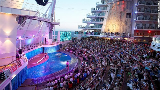 """Having the ability to accommodate thousands of guests per ship allows Royal Caribbean to keep rates low,"" says the U.S. News and World Report rankings on Best Cruise Lines. ""Cruisers won't have trouble finding itineraries costing less than $100 per person per day."""