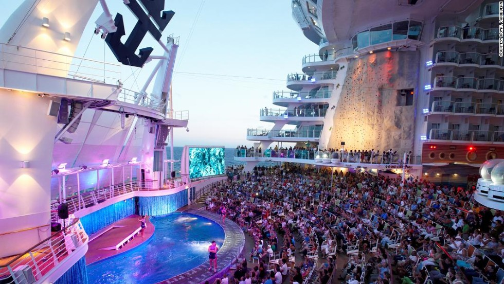 Royal Caribbean, Oasis of the Seas