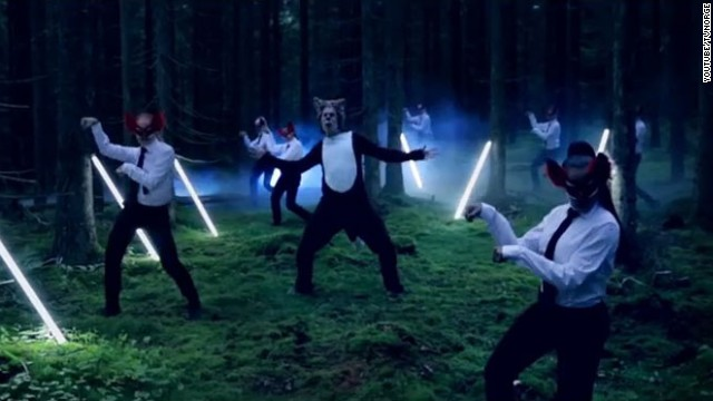Latest viral sensation: Ylvis' 'The Fox'
