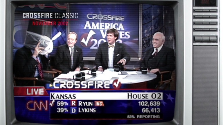 Crossfire classic carville hides in a trash can for Classic story adobe