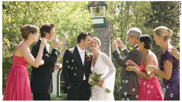 11 supersticiones de boda explicadas | cnn