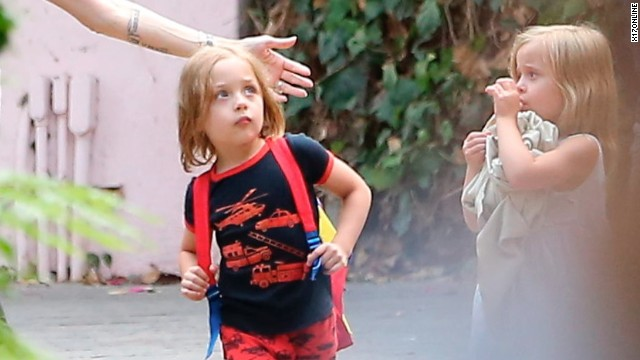 "Now 5, Knox Leon is already a world-traveler. He and his family visited Berlin in the summer before his fifth birthday, and after Labor Day touched down in Australia, where Jolie will reportedly film her next movie, ""Unbroken."""