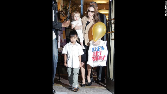 In 2006, Angelina Jolie and Brad Pitt welcomed their daughter Shiloh Nouvel, who was born in Namibia. After her arrival, they confirmed to the media that they were focusing on their growing family and didn't have plans to marry.