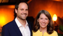 Jeff Skoll and Sally Osberg