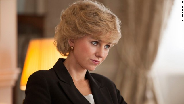 Naomi Watts's 'Diana' shredded by Brit critics