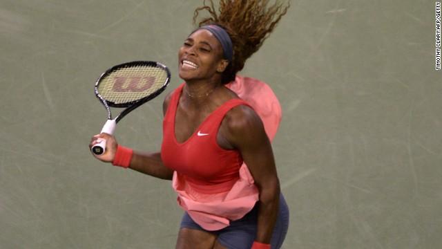 Serena Williams conquista el Abierto de Estados Unidos por quinta vez