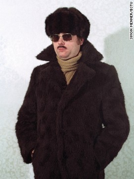 Many of the disguises used by Stasi agents are detailed in Simon Menner's book.