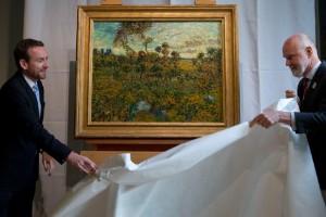 Descubren un nuevo Van Gogh