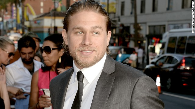 'Fifty Shades' movie: Charlie Hunnam has 'tangible' chemistry with co-star