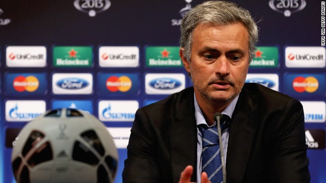 Jose Mourinho returned to Chelsea in June, having previously managed the club between 2004 and 2007.