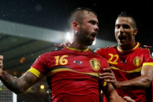 Bélgica, a brillar