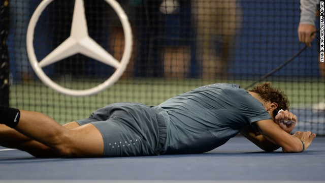 Nadal vence a Djokovic y se corona campeón del US Open
