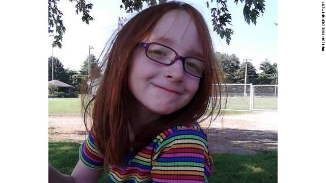 Willow Long, 7, of rural Effingham County, Illinois, was missing since Sunday.