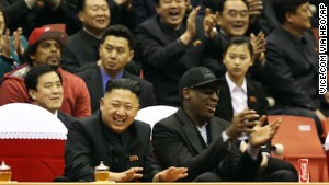Is Dennis Rodman smart on North Korea?