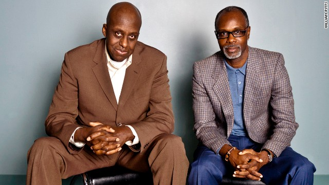 Co-directors Bill Duke, left, and D. Channsin Berry created