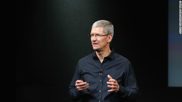 Highlights from Tuesday\'s Apple event