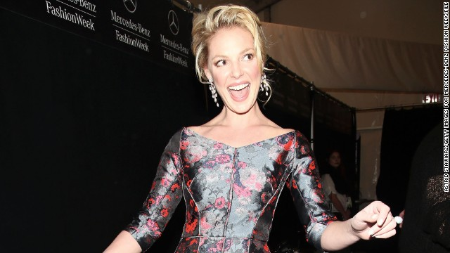 Katherine Heigl has a CIA show in the works at NBC