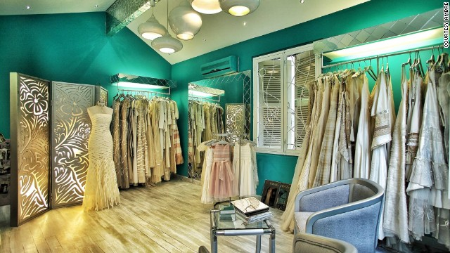 Cambodians returning from abroad are fueling the city's cosmopolitan rise. Phnom Penh's popular Ambre boutique features designs by Paris-trained Cambodian Romyda Keth, who returned to her country of birth in 1994 after more than a decade away.
