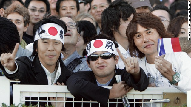 Japan\'s love affair with horse racing