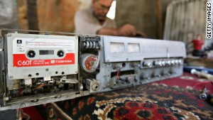 Cassettes, which are inexpensive and easy to duplicate, remain popular around the world.