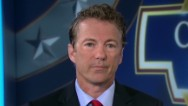 Rand Paul on lack of support for war in Syria